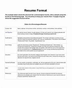 what is the best template for a resume - 26 best resume formats doc pdf psd free premium