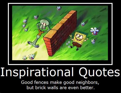 spongebob squarepants inspirational quotes
