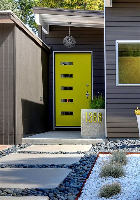 midcenturyvintage modern doors images