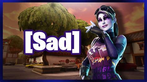 Sad Fortnite Edit Youtube