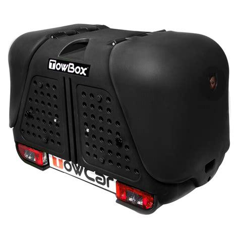 coffre de transport sur attelage coffre d attelage pour chien towbox v2 black edition deporvillage