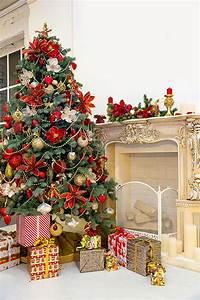 Weihnachtsbaum Rot Weiß : weihnachtsbaum schm cken 10 inspirationen ~ Yasmunasinghe.com Haus und Dekorationen