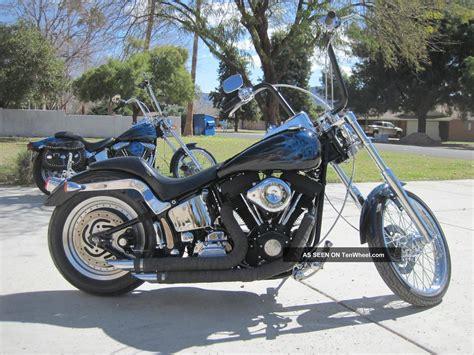Harley Davidson 1999 Softail Night Train Custom Chopper