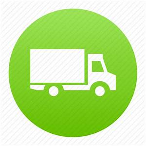 Delivery, green, logistics, lorry, truck, van icon | Icon ...