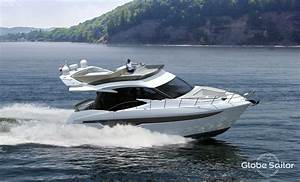 Galeon 460 Fly Boat Specification Galeon 460 Fly