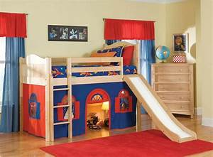 Stunning, Toddler, Bed, With, Slides, Application