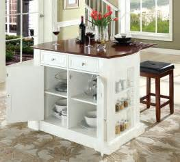 kitchen island with bar seating buy breakfast bar top kitchen island with square seat stools
