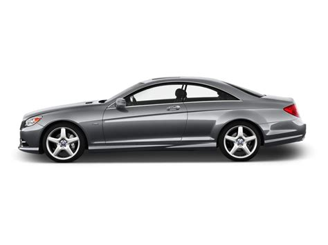 Exclusive reports and current films: Image: 2012 Mercedes-Benz CL Class 2-door Coupe 5.5L V12 RWD Side Exterior View, size: 1024 x ...