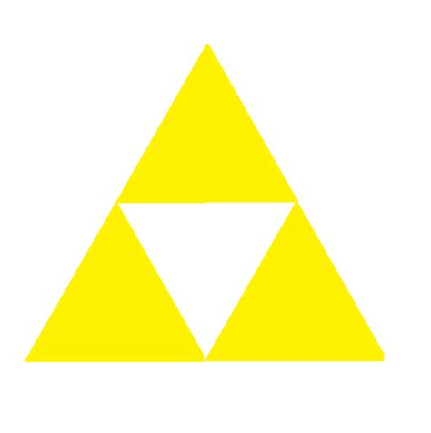 how to draw triforce