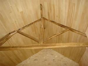 Pose De Lambris Bois : lambris bois sous toiture ~ Premium-room.com Idées de Décoration