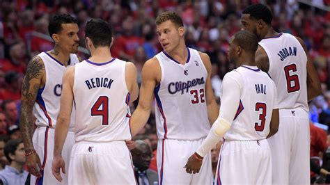 The clippers rested several players for that contest, so cousins will likely have a limited role if available sunday. A look at the Clippers' roster for the 2014-15 season - LA Times