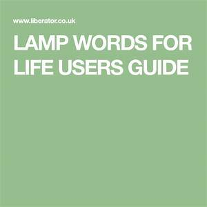 Lamp Words For Life Users Guide