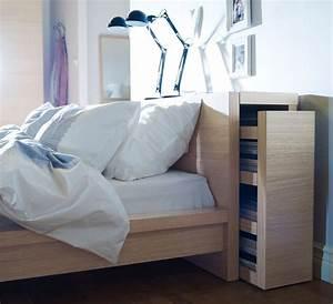 Ikea Regal Malm : schlafzimmer malm von ikea in wei sch ner wohnen ~ Michelbontemps.com Haus und Dekorationen