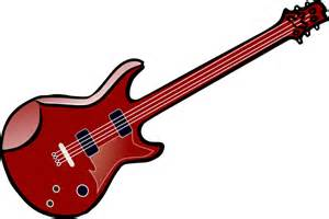 Vector Guitar Clip Art