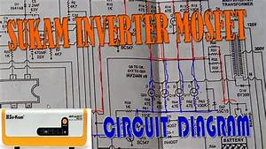 Sukam Inverter Circuit Diagram Download