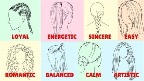 What To Do With Hair by What Does Your Hair Style Say About Your Personality