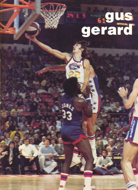 aba players gus gerard