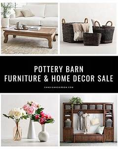 Save 30  On Pottery Barn Spring 2020 Furniture  U0026 Decor