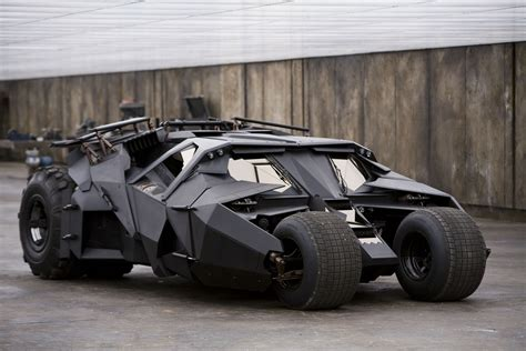 batman real car fides global bat mobile tumbler