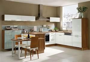 Küchen Ohne Geräte L Form : basic k chen funktionelle k chen f r kleine r ume ~ Indierocktalk.com Haus und Dekorationen