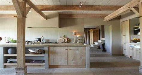 cuisine originale en bois cuisine en bois de beaux modèles déco pour s inspirer