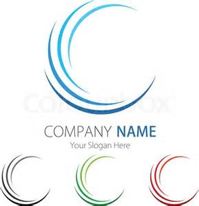 company logo designer company business logo design stock vector colourbox
