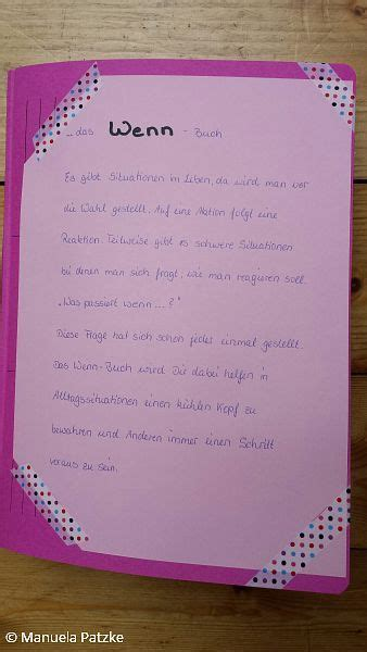Inspirationen Für Dein Wennbuch Von Manuela  Diys, Gift