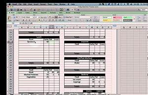 calories tracker spreadsheet free greenpointer With nutrition spreadsheet template