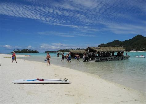 muri lagoon cruise  cook islands audley travel