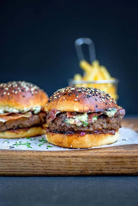 awesome burger recipes skip   lou