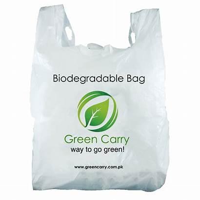 Plastic Biodegradable Bag Bags Pakistan Stop Using