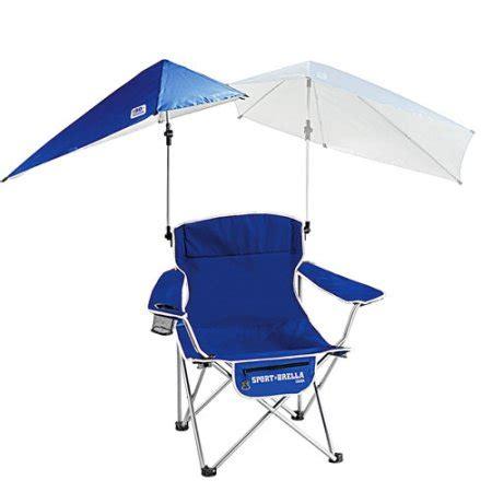 sport brella recliner chair upc sport brella chair blue walmart