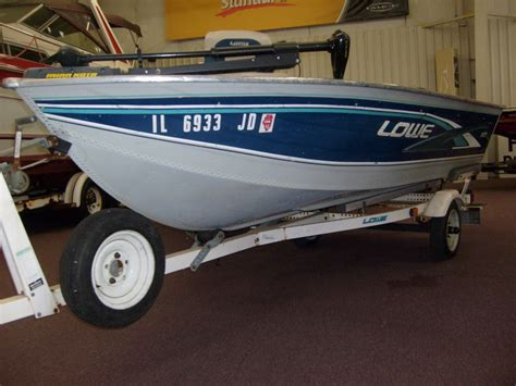 Lowe Boats Phone Number by 1997 Lowe Boats L1405 For Sale In Lynwood Il 60411