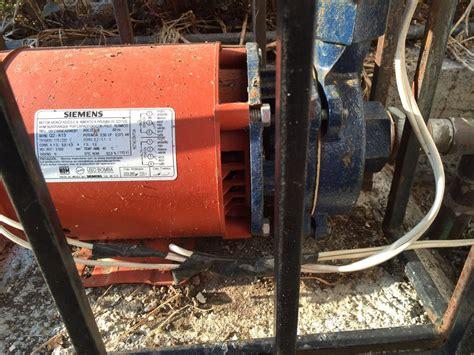 solucionado como reparar una bomba de agua siemens 1 2 hp bombas de agua yoreparo