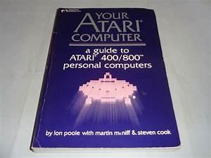 Atari 400  800 Manuals  Books  Magazines  Etc