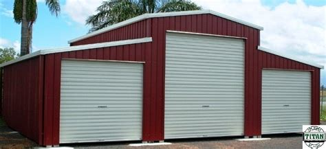 titan garages sheds nerang qld titan garages and sheds innisfail in innisfail qld metal