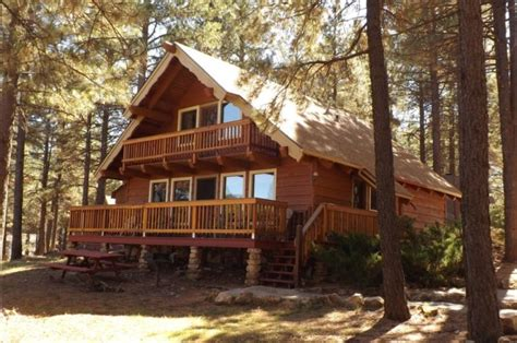 prescott cabin rentals stay in these 10 arizona cabins this fall