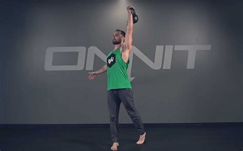 onnit kettlebell exercise rotational arm press