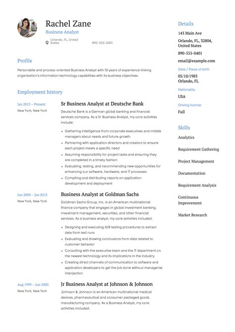 full guide project manager resume  resume samples