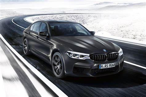 limited run bmw m5 edition 35 years announced auto express
