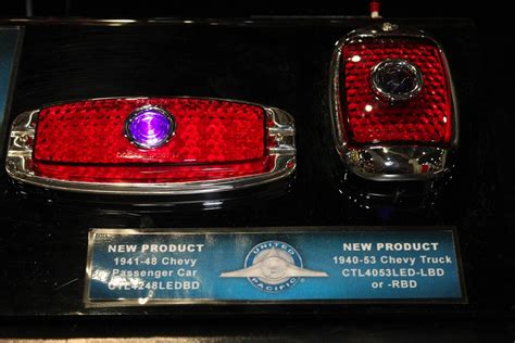 United Pacific Lights sema 2014 united pacific lights the way for classic