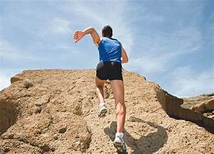 5 Hill Running Sessions For A Winter Pb