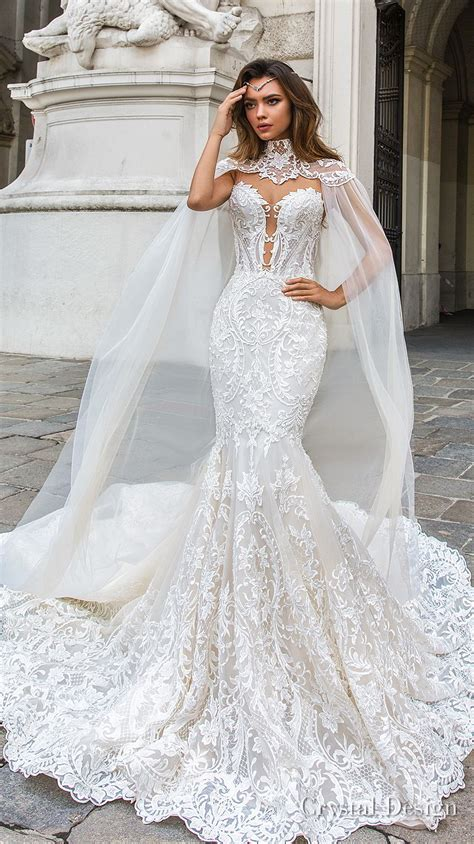 Crystal Design 2018 Wedding Dresses — Royal Garden