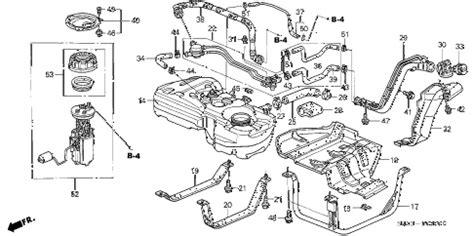 Honda Online Store Crv Fuel Tank Parts