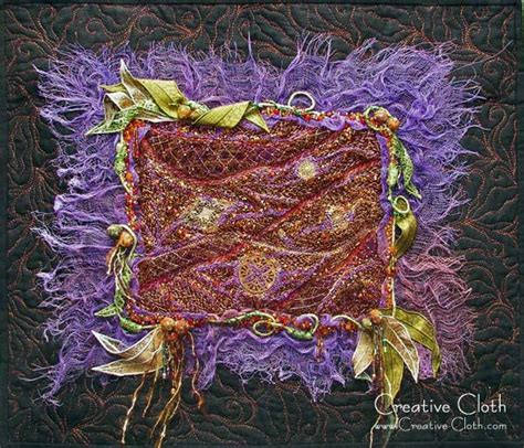 Ten creative ways to use the decorative stitches on your