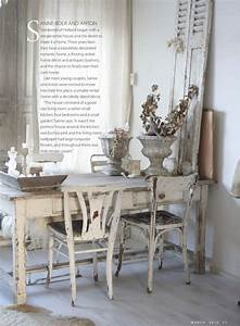 Shabby Chic Mode : house to home shabby chic style interiors by color ~ Markanthonyermac.com Haus und Dekorationen