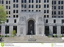 Alfred E. Smith Building In Albany Stock Photo - Image ...