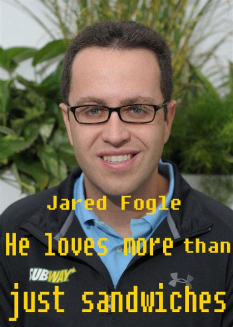 Jared Fogle Memes - jared fogle jared fogle child porn investigation know your meme
