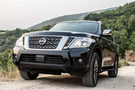 2019 Nissan Armada Becomes Even More Compelling Thanks To