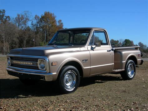 1970 Chevrolet C10 Pickup Step Side 182493